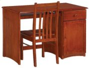 Spice Cherry Clove Desk & Chair Product Image