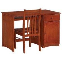 Spice Cherry Clove Desk & Chair