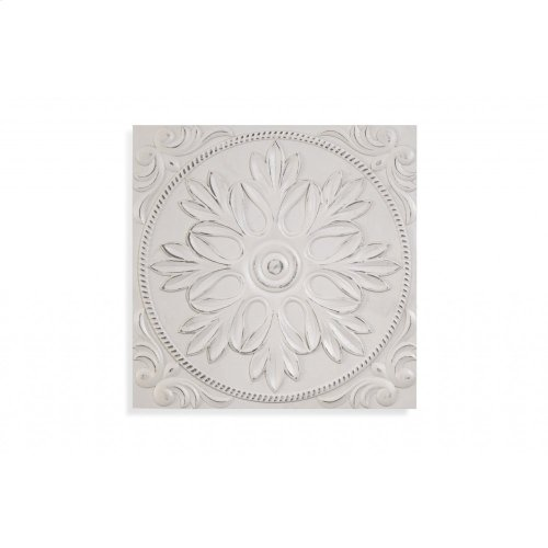 Gothic Rosette Wall Hanging