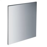 Gfvi 603/77-1 - Int. Front Panel: W X H, 24 X 30 In Clean Touch Steel(tm) W/o Handle & Bore Holes For Fully Integrated Dishwashers