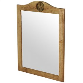 Promo Mirror with Star