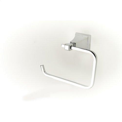 Paper Holder Towel Ring Leyden Series 14 Polished Chrome