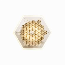 Tesselation LED Sconce