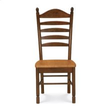 "#287 Ladderback Chair 18""wx16""dx42""h"