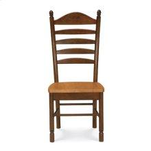 "#287 Ladderback Chair 18""wx16""dx42""h"