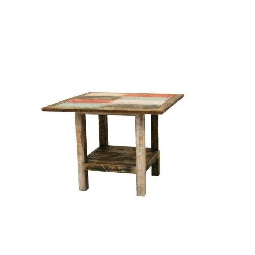 "Cabana 40"" Square Table"