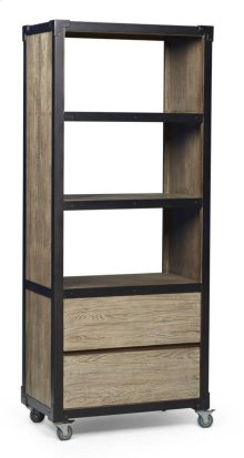 Epicenters Austin Copperfield Bookcase