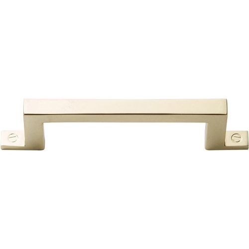 Campaign Bar Pull 3 Inch - Polished Brass