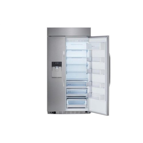 LG STUDIO 26 cu. ft. Smart wi-fi Enabled Side-by-Side Refrigerator