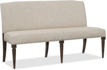 Roslyn County Upholstered Dining Bench