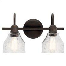 Avery 2 Light Vanity Light Olde Bronze®