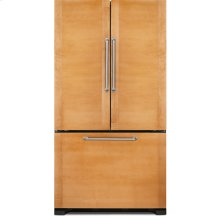 "Jenn-Air® 72"" Counter Depth French Door Refrigerator, Panel Ready"