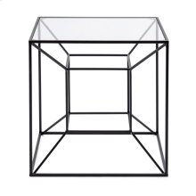 Rogers Powder Coated Accent Table