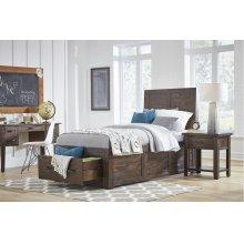 Jackson Lodge Twin Storage Bed