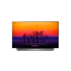 """77"""" C8 LG OLED TV W/thinq Ai"""