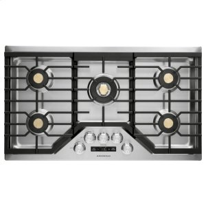 "MonogramMonogram 36"" Smart Deep-Recessed Gas Cooktop (Natural Gas)"