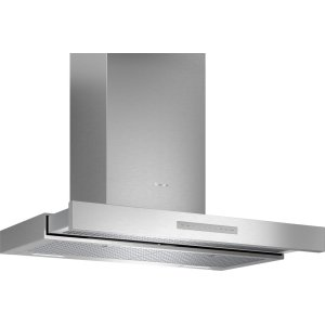 Thermador36-Inch Masterpiece® Drawer Chimney Wall Hood with 600 CFM HDDB36WS