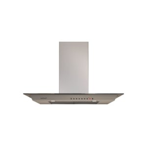 "Wolf36"" Cooktop Wall Hood - Glass"