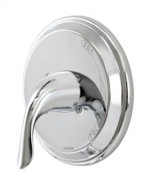Chrome Viper® Single Handle Flange Only Trim Kit