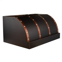 "30"" Copper Under Cabinet 436-BXCCS Hood"