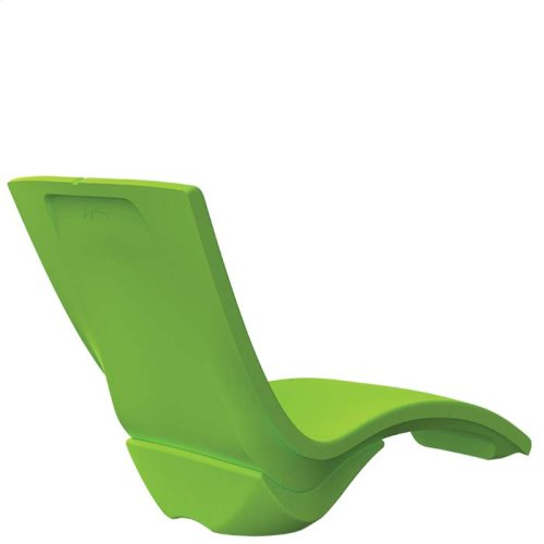 Curve Chaise Lounge with Riser