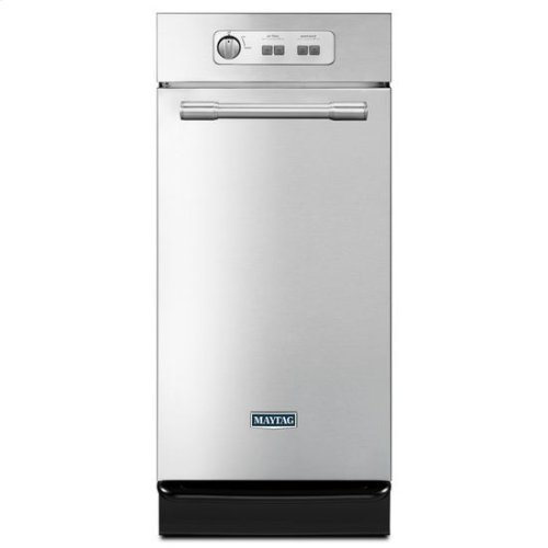 Maytag® Trash Compactor - 1.4 Cu. Ft. - Stainless Steel