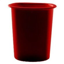 Feed Tube Pusher - Empire Red