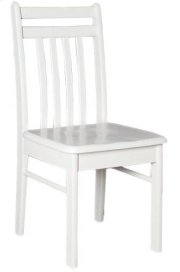 Woodland White Chair Product Image
