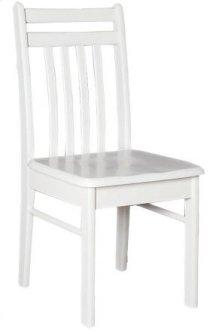 Woodland White Chair