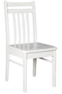 Woodland White Chair