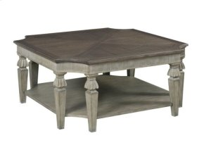 Dorothea Square Cocktail Table