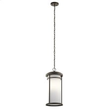 Toman Collection Toman 1 Light Outdoor Pendant OZ