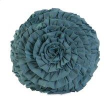 Essentials Blue Norida Pillow