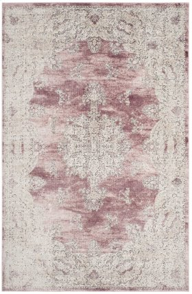 Palermo Power Loomed Round Rug