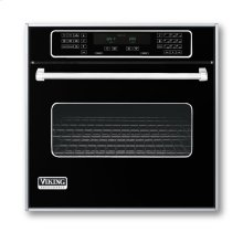"""Black 30"""" Single Electric Touch Control Select Oven - VESO (30"""" Wide Single Electric Touch Control Select Oven)"""