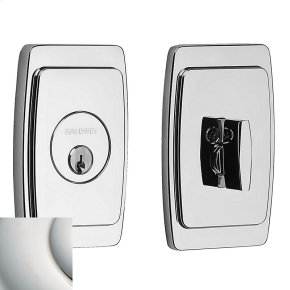 Polished Nickel with Lifetime Finish Palm Springs Deadbolt