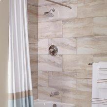 Fluent Bath/Shower Trim Kit 2.5 gpm - Polished Chrome