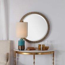 Wayde Round Mirror