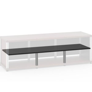 "Salamander DesignsSynergy Triple-Wide Shelf, 8.5"" Aluminum Post"