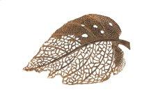 Birch Leaf Wall Art, Copper, SM