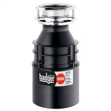 Badger 500 Garbage Disposal - Without Cord