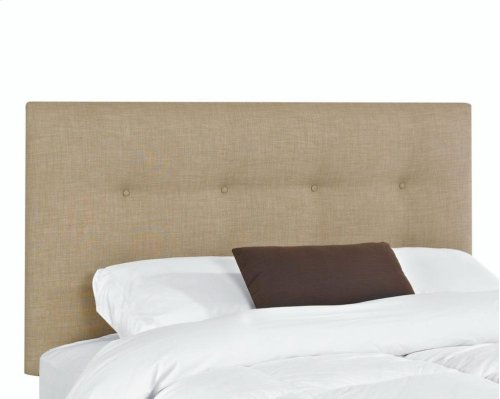 Bedroom Duncan Headboard 24730-050 HDBRD-Color changes available for ordering