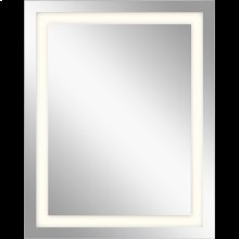 LED Mirrors - Model 83995 Mirror With 3-Inch Etched Glass Window<-h2 Features