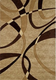 Contours La-chic Chocolate Rugs