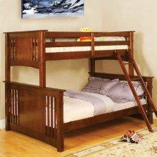 Spring Creek Twin/full Bunk Bed