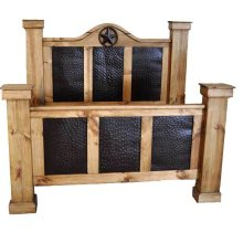 Queen Chipilo Iron Bed (queen)