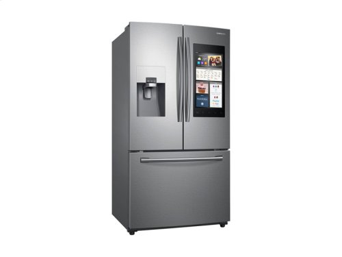 24 cu. ft. Capacity 3 -Door French Door Refrigerator with Family Hub