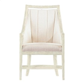 Coastal Living Resort By The Bay Host Chair in Nautical White