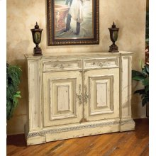 The Billiard Room Media Cabinet with Lift