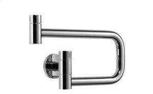 POT FILLER Cold water valve - chrome Product Image